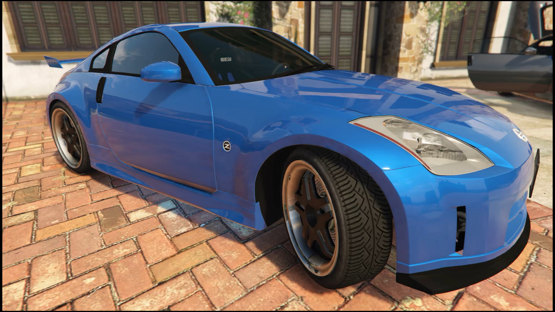 nissan 350z (clean & with livery) - gta5-mods
